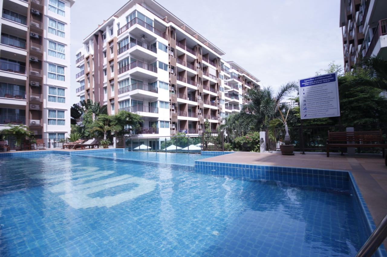 Thaiproperty1 Agency's Studio condo - Pattaya 19