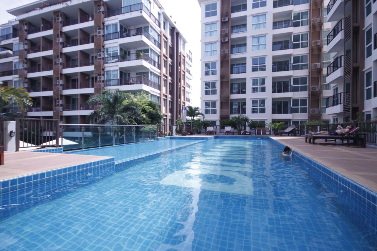 Thaiproperty1 Agency's Studio condo - Pattaya 21