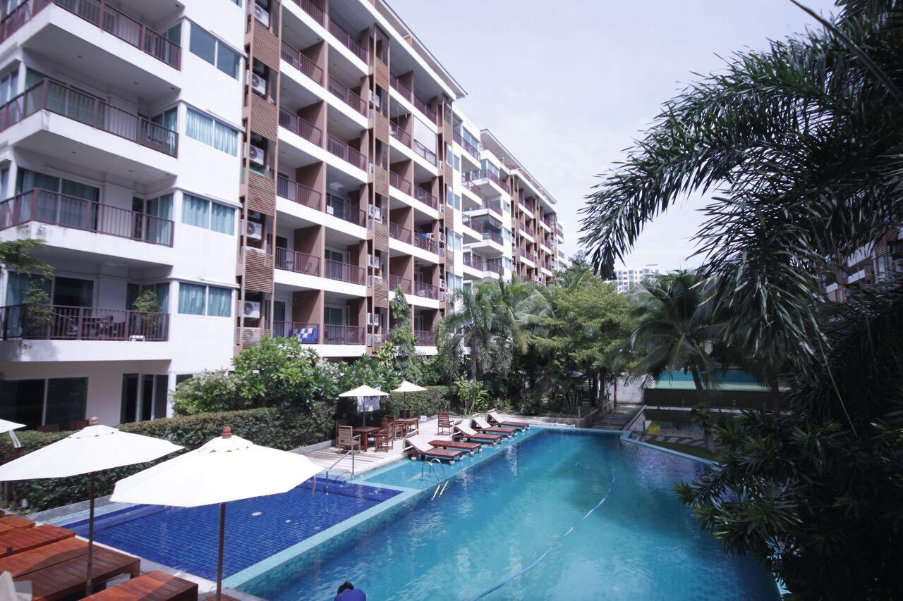 Thaiproperty1 Agency's Studio condo - Pattaya 23