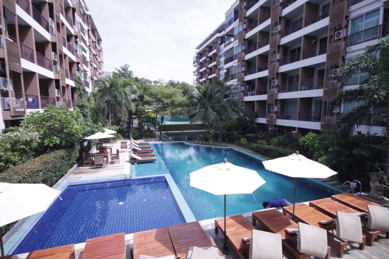 Thaiproperty1 Agency's Studio condo - Pattaya 22