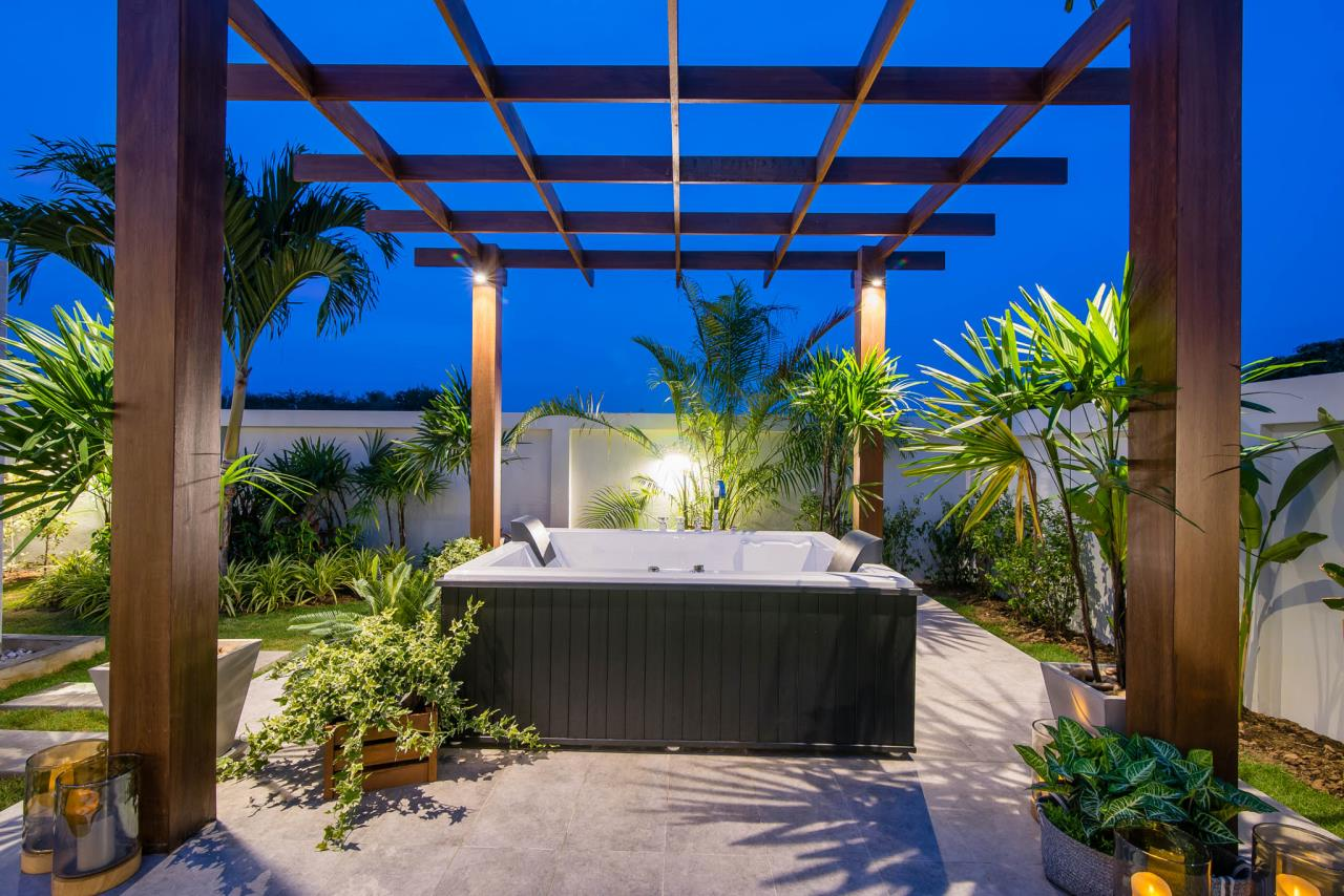 Thaiproperty1 Agency's Awesome single storey pool Villa Project - Hua Hin  40