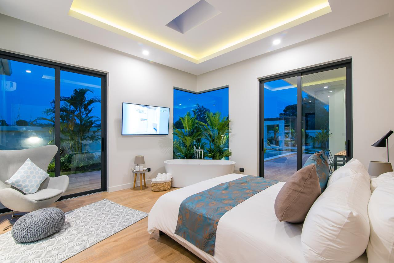 Thaiproperty1 Agency's Awesome single storey pool Villa Project - Hua Hin  10