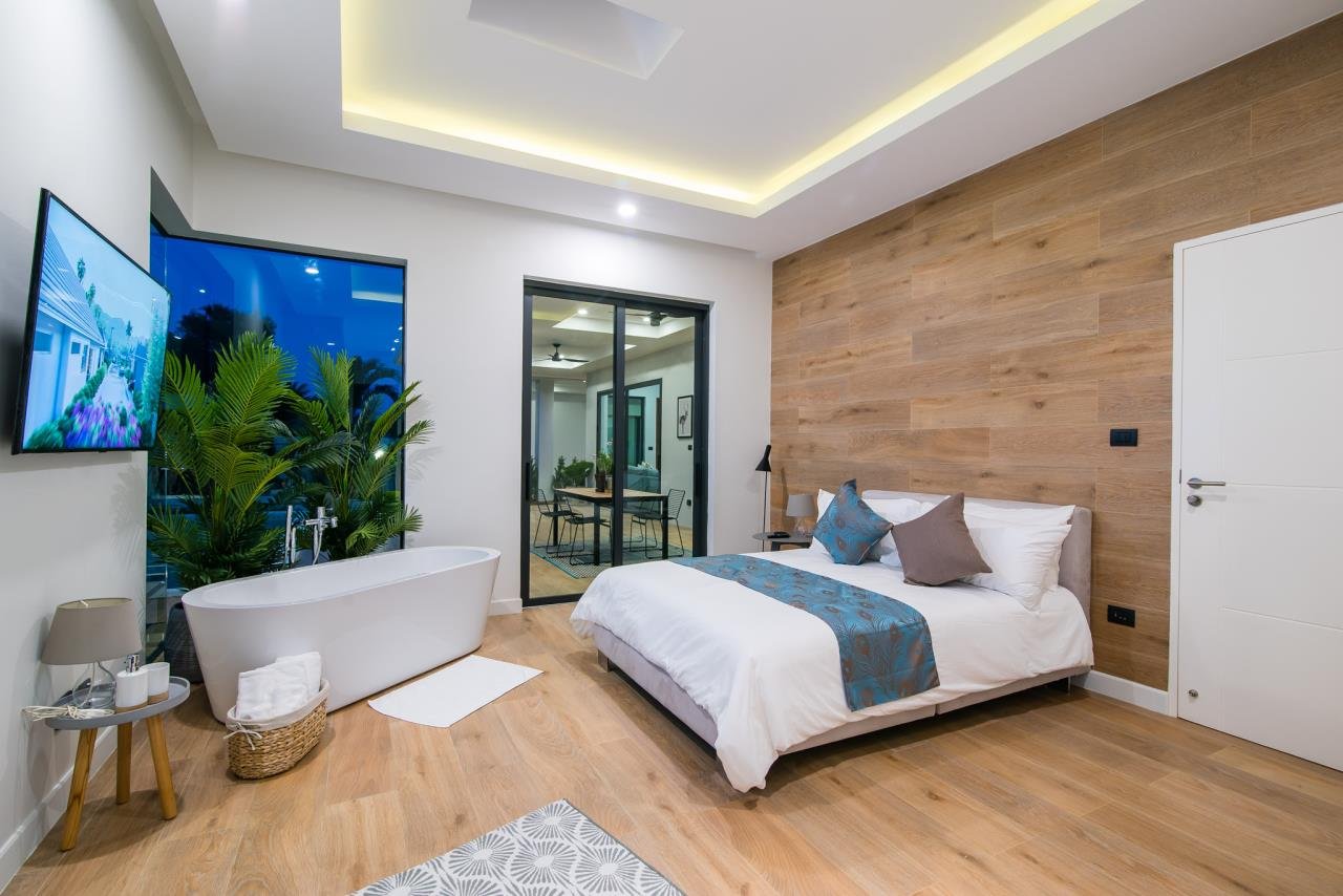 Thaiproperty1 Agency's Awesome single storey pool Villa Project - Hua Hin  11
