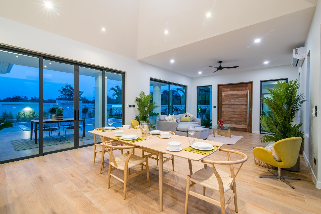 Thaiproperty1 Agency's Awesome single storey pool Villa Project - Hua Hin  21