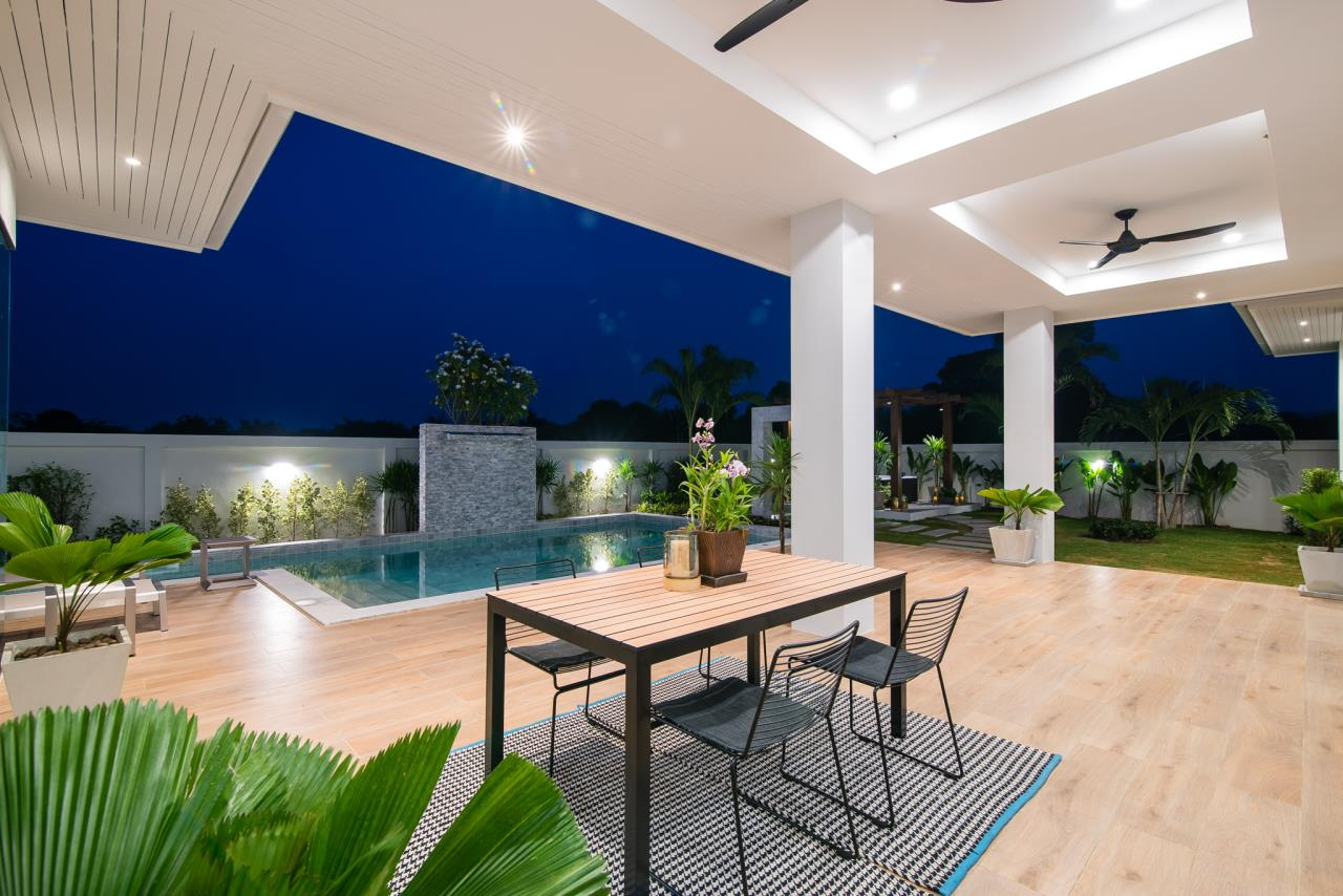 Thaiproperty1 Agency's Awesome single storey pool Villa Project - Hua Hin  36