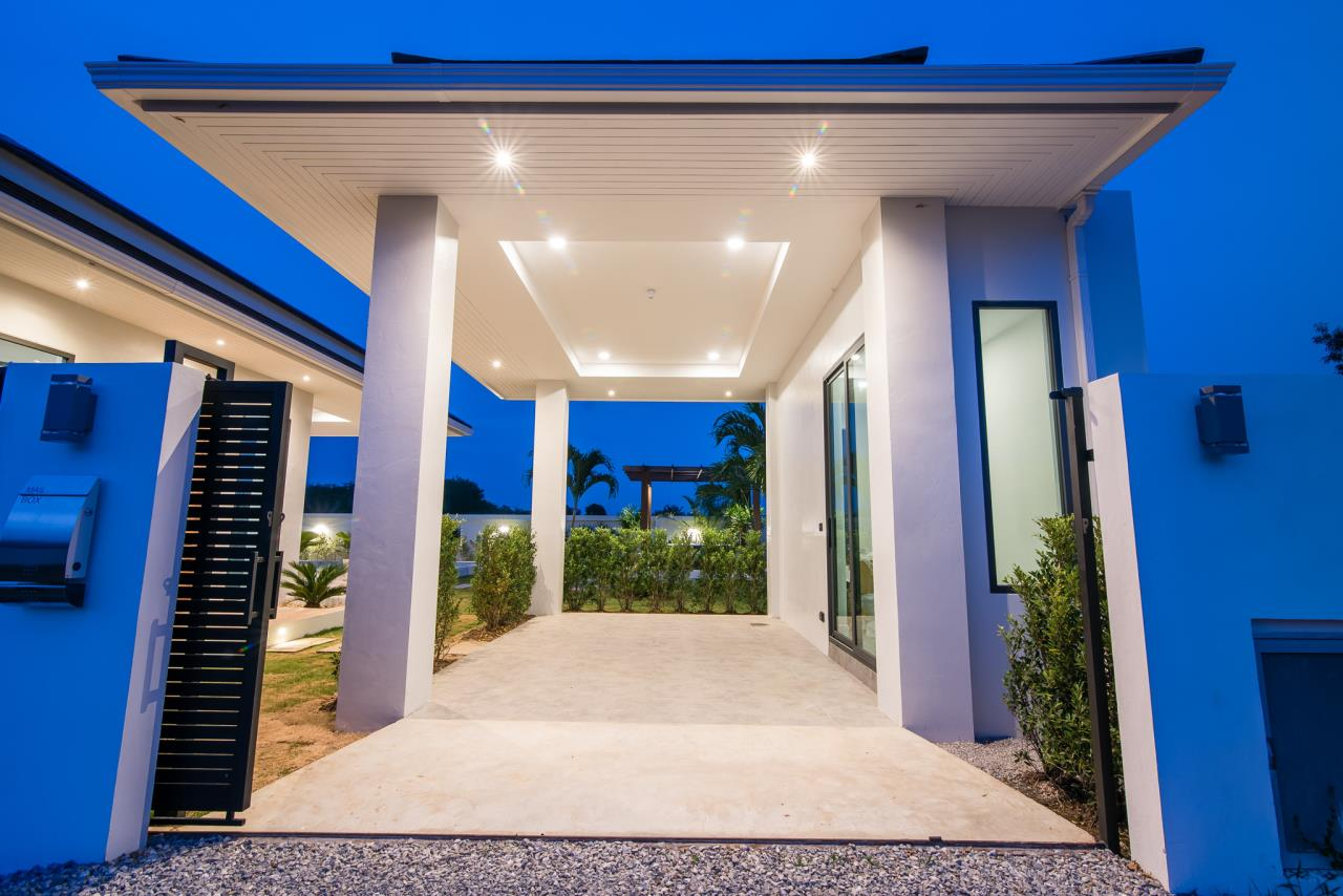 Thaiproperty1 Agency's Awesome single storey pool Villa Project - Hua Hin  43