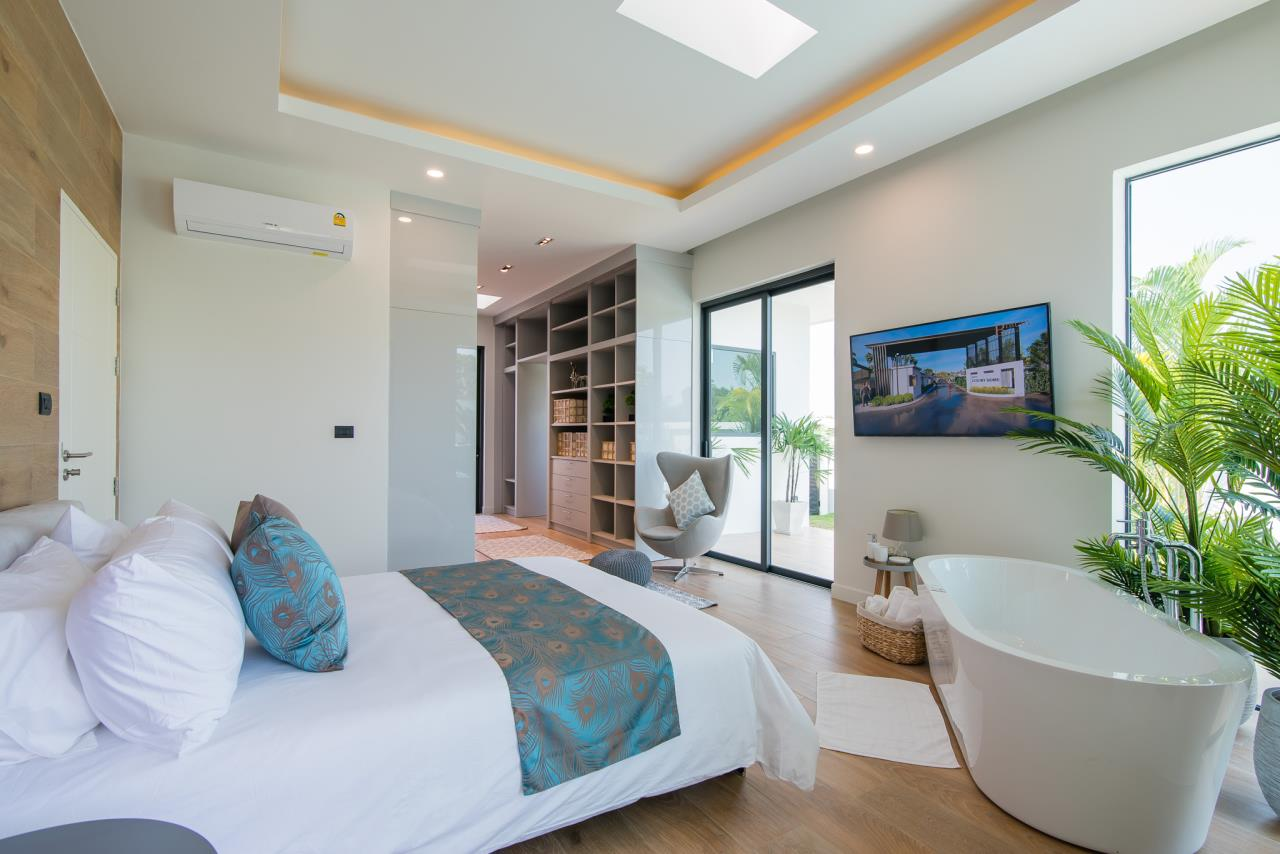 Thaiproperty1 Agency's Awesome single storey pool Villa Project - Hua Hin  6