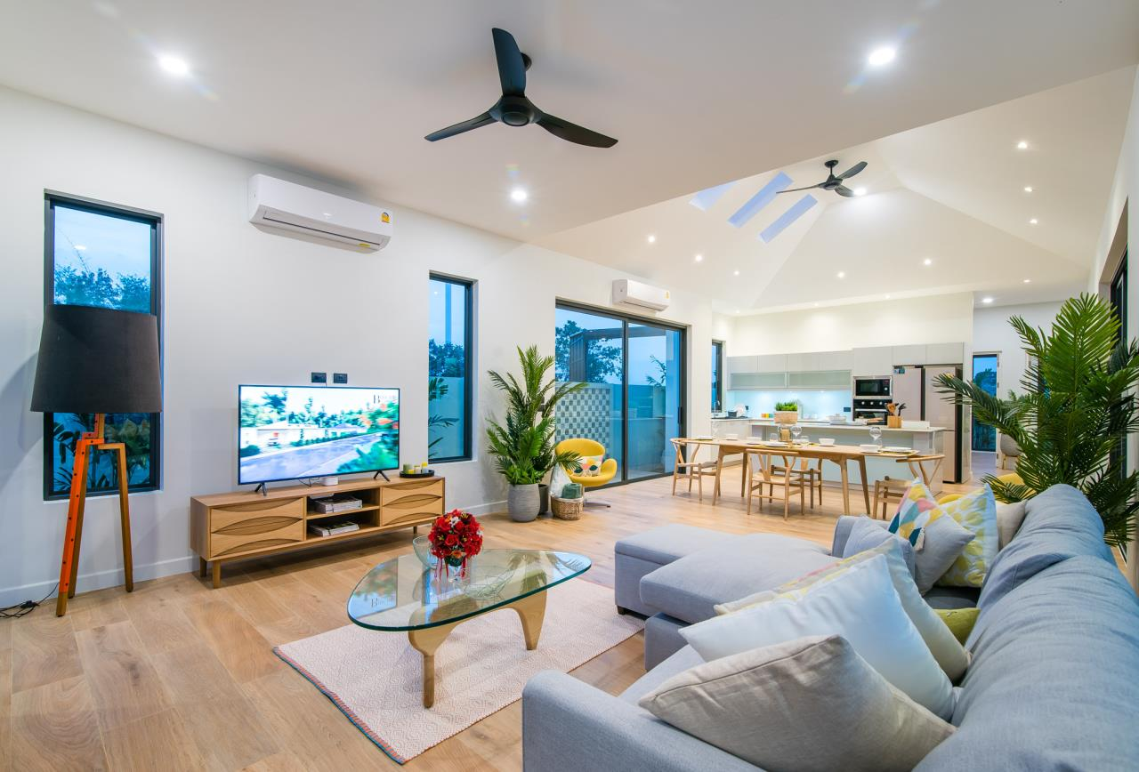 Thaiproperty1 Agency's Awesome single storey pool Villa Project - Hua Hin  16