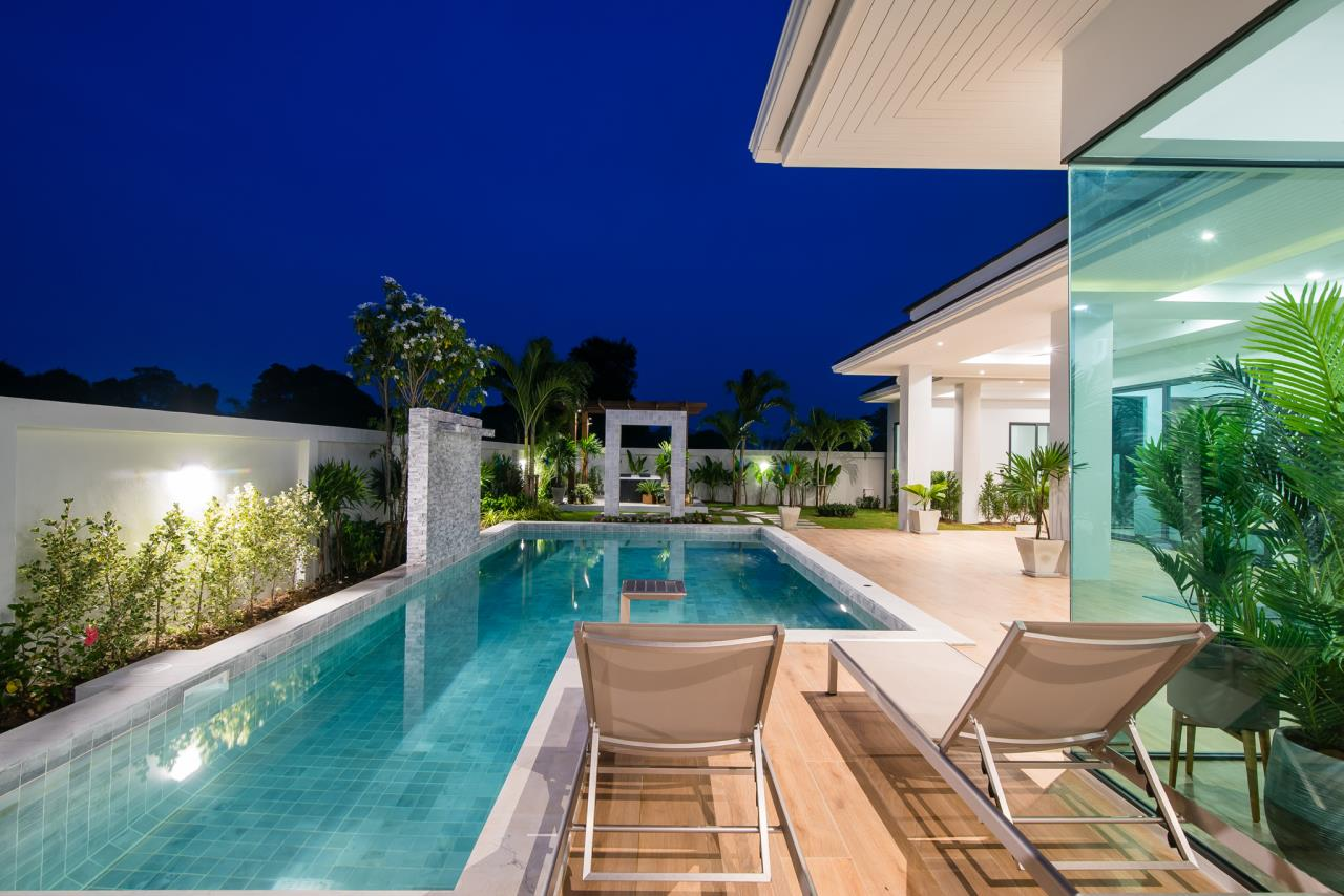 Thaiproperty1 Agency's Awesome single storey pool Villa Project - Hua Hin  5