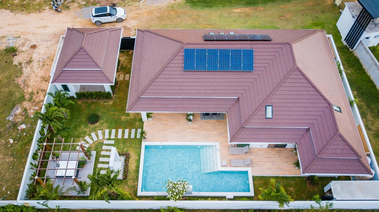 Thaiproperty1 Agency's Awesome single storey pool Villa Project - Hua Hin  45