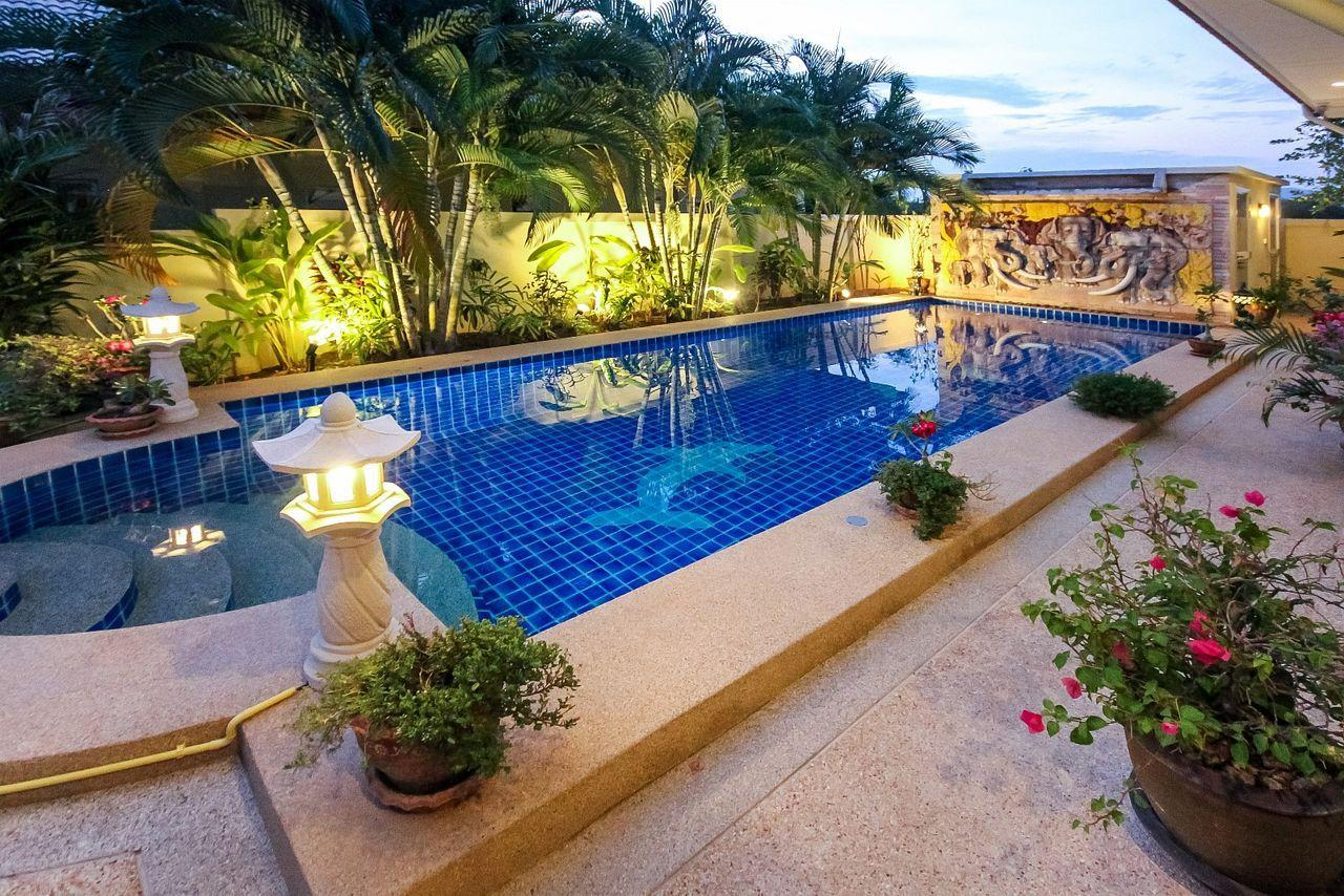 Thaiproperty1 Agency's Hua Hin - Pool Villa at Orchid Palm Homes 1
