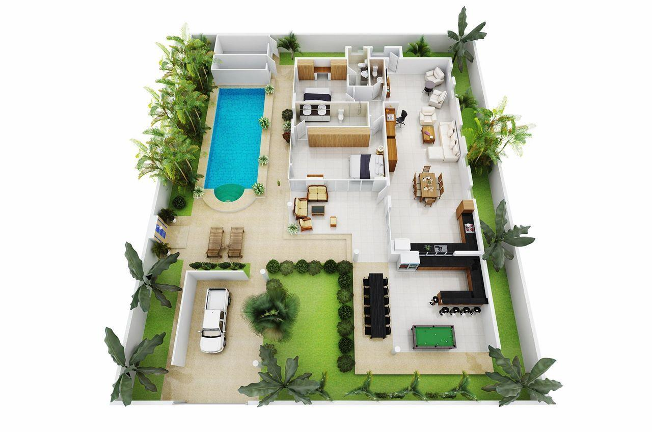 Thaiproperty1 Agency's Hua Hin - Pool Villa at Orchid Palm Homes 31