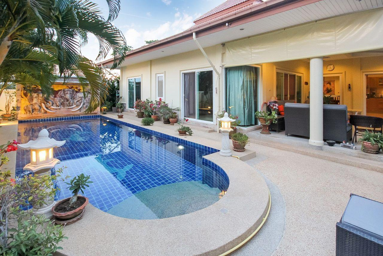 Thaiproperty1 Agency's Hua Hin - Pool Villa at Orchid Palm Homes 4