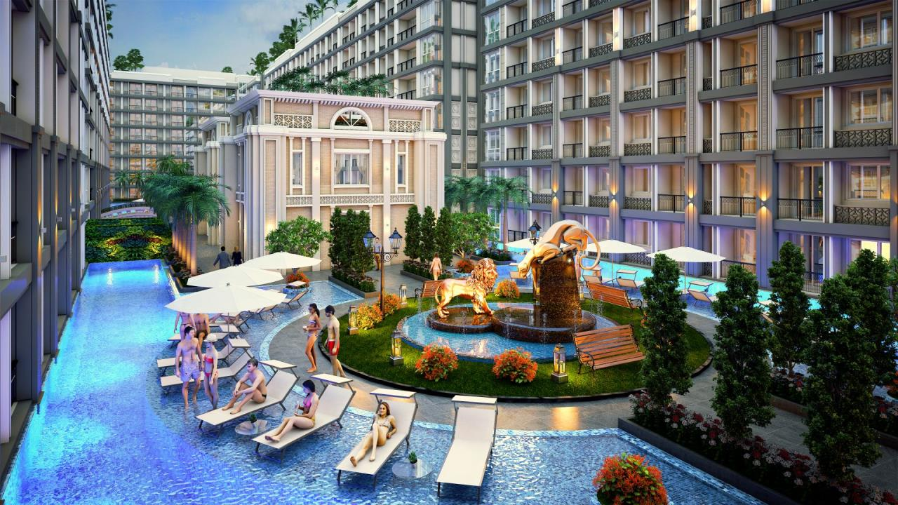 Thaiproperty1 Agency's Resort style living project - Pattaya 9