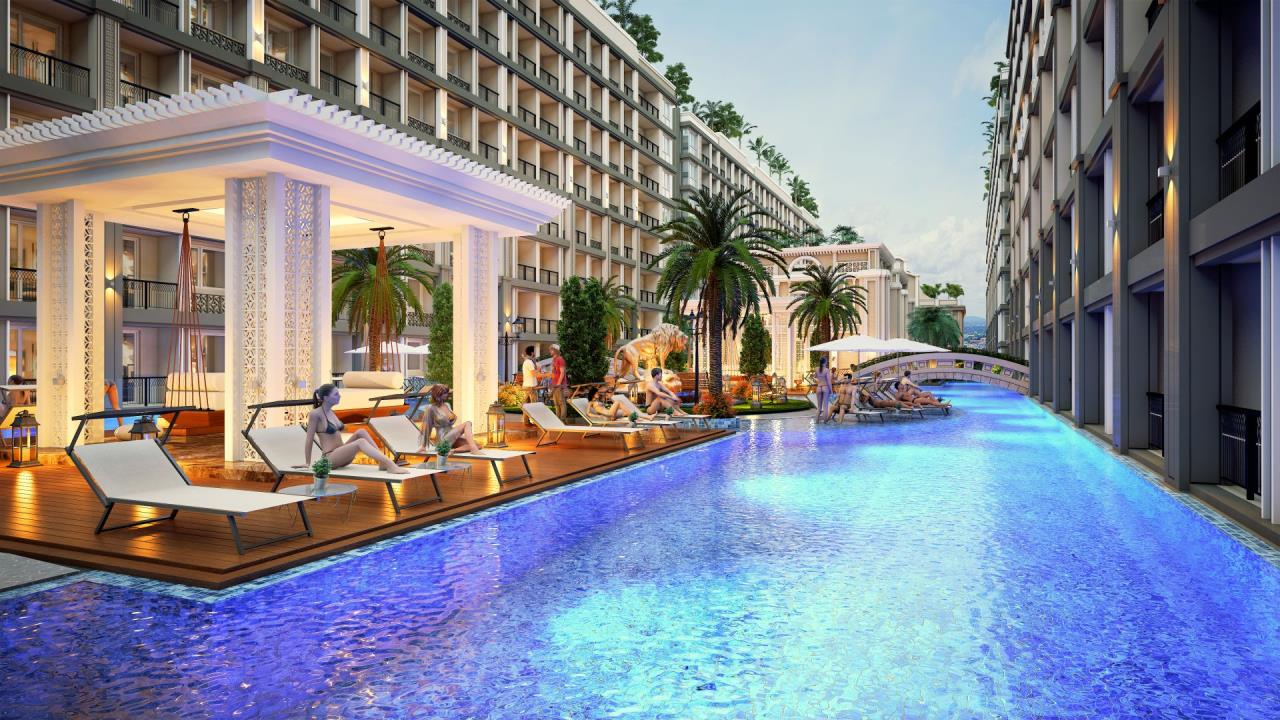 Thaiproperty1 Agency's Resort style living project - Pattaya 11