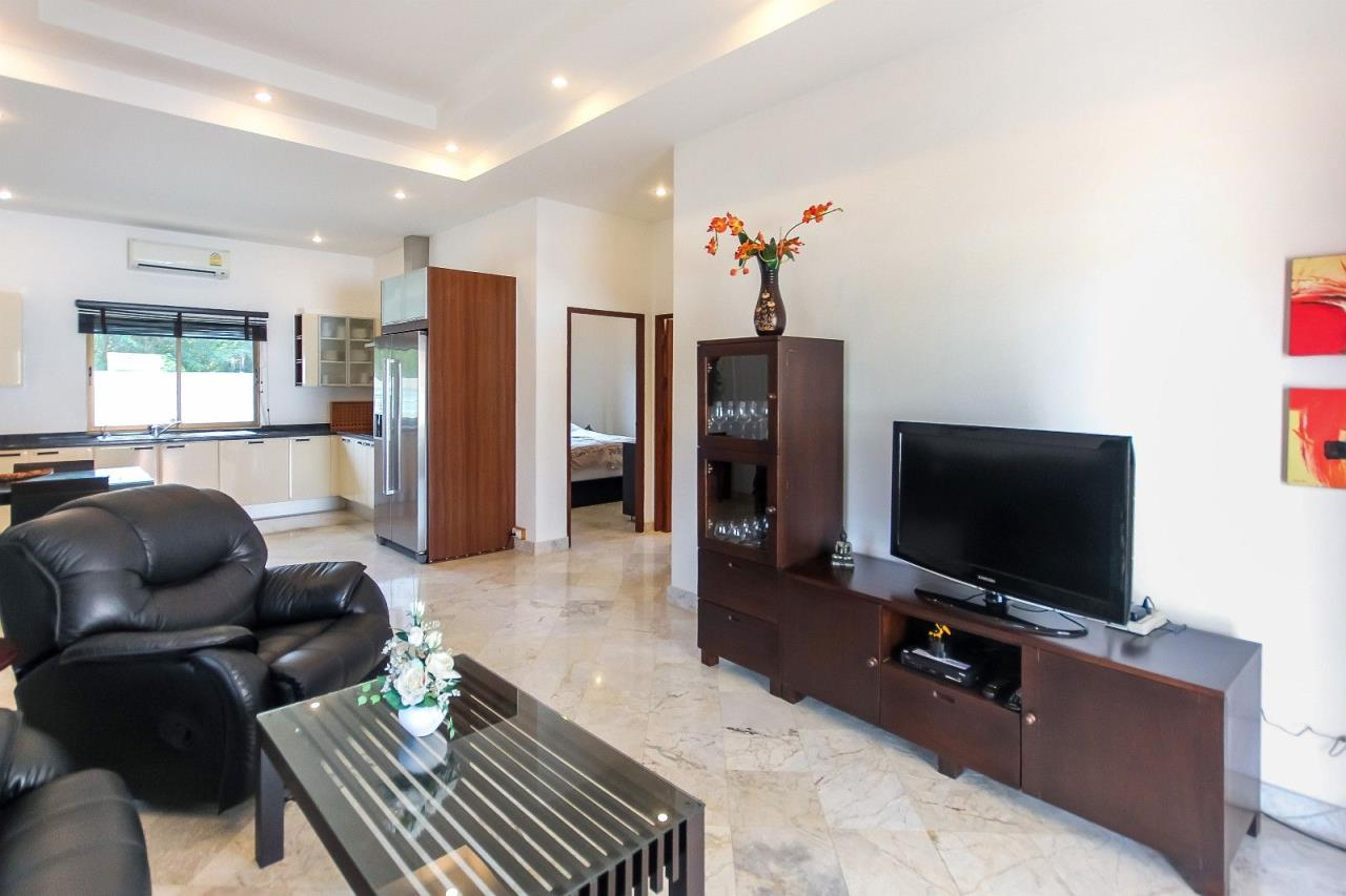 Thaiproperty1 Agency's Pool Villa with large covered outdoor area 13