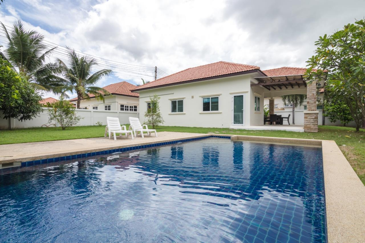 Thaiproperty1 Agency's  3 bedroom single level pool villa 19