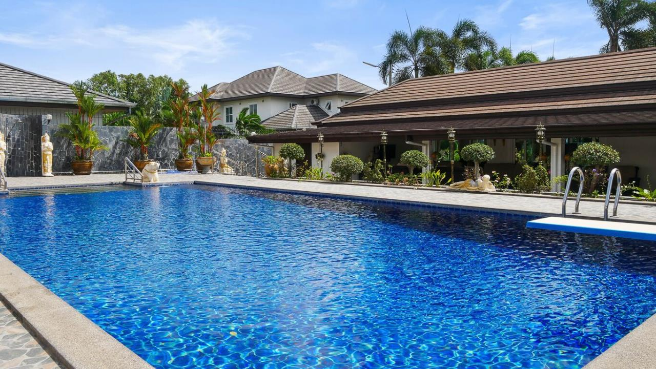 Thaiproperty1 Agency's LUXURY VILLA ON 1720 SQM LAND PLOT FOR SALE IN EAST PATTAYA  5