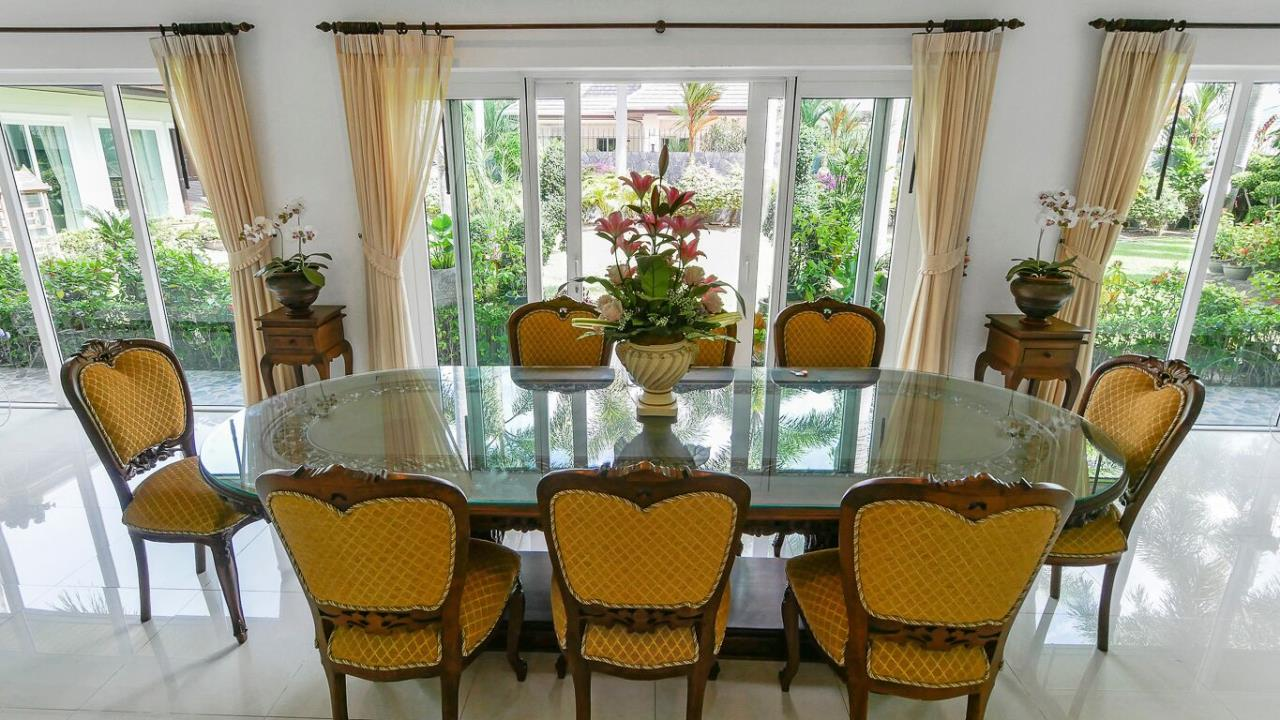Thaiproperty1 Agency's LUXURY VILLA ON 1720 SQM LAND PLOT FOR SALE IN EAST PATTAYA  15