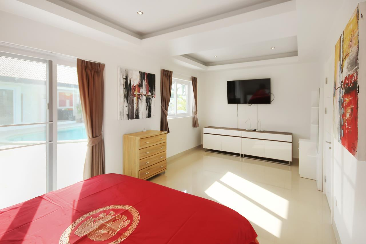 Thaiproperty1 Agency's Pool Villa With Guest House For Sale At Orchid Paradise Home 2 14