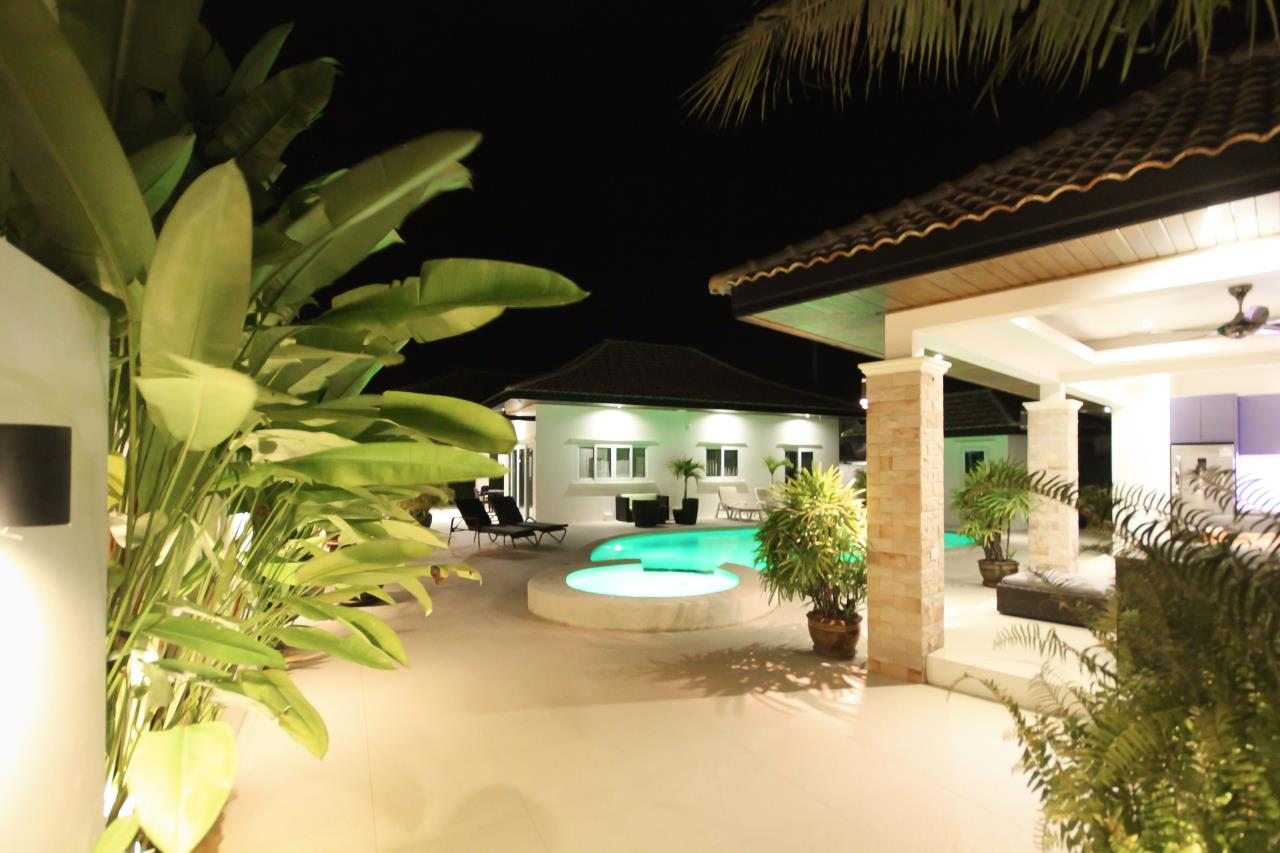 Thaiproperty1 Agency's Pool Villa With Guest House For Sale At Orchid Paradise Home 2 29