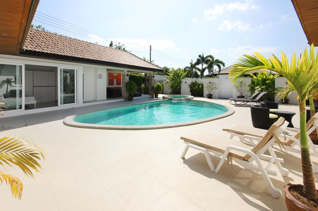 Thaiproperty1 Agency's Pool Villa With Guest House For Sale At Orchid Paradise Home 2 5