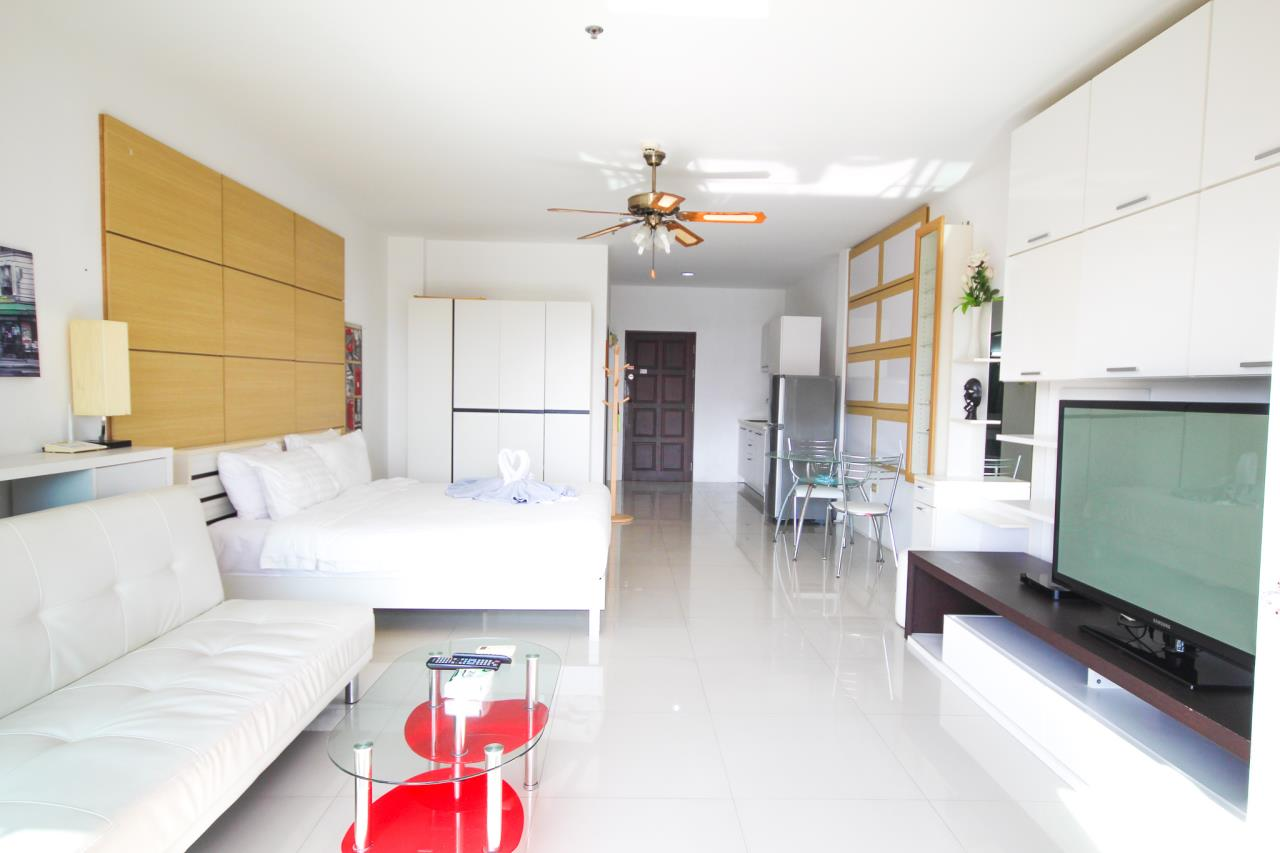 Thaiproperty1 Agency's Studio Unit On 10th Floor At View Talay 6  4