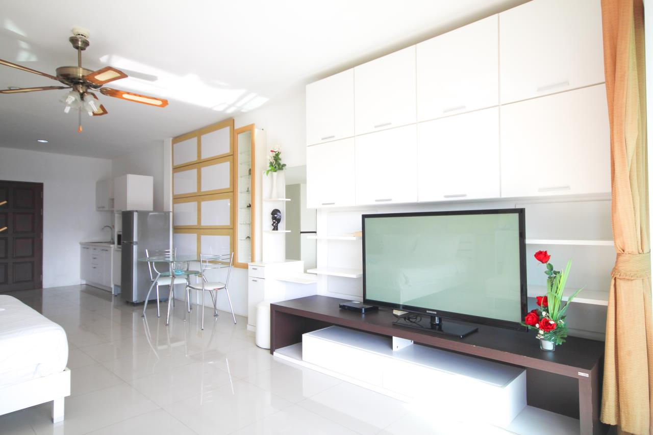 Thaiproperty1 Agency's Studio Unit On 10th Floor At View Talay 6  5