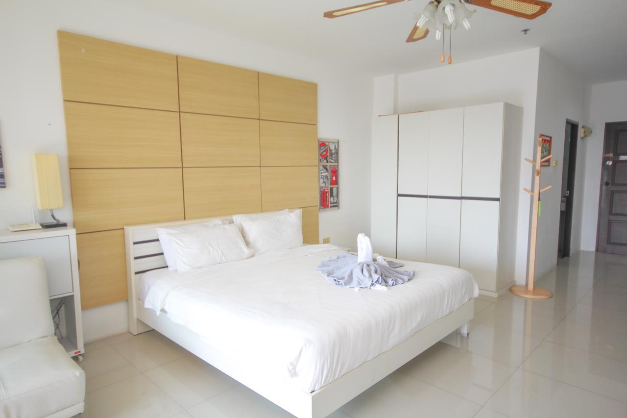 Thaiproperty1 Agency's Studio Unit On 10th Floor At View Talay 6  7