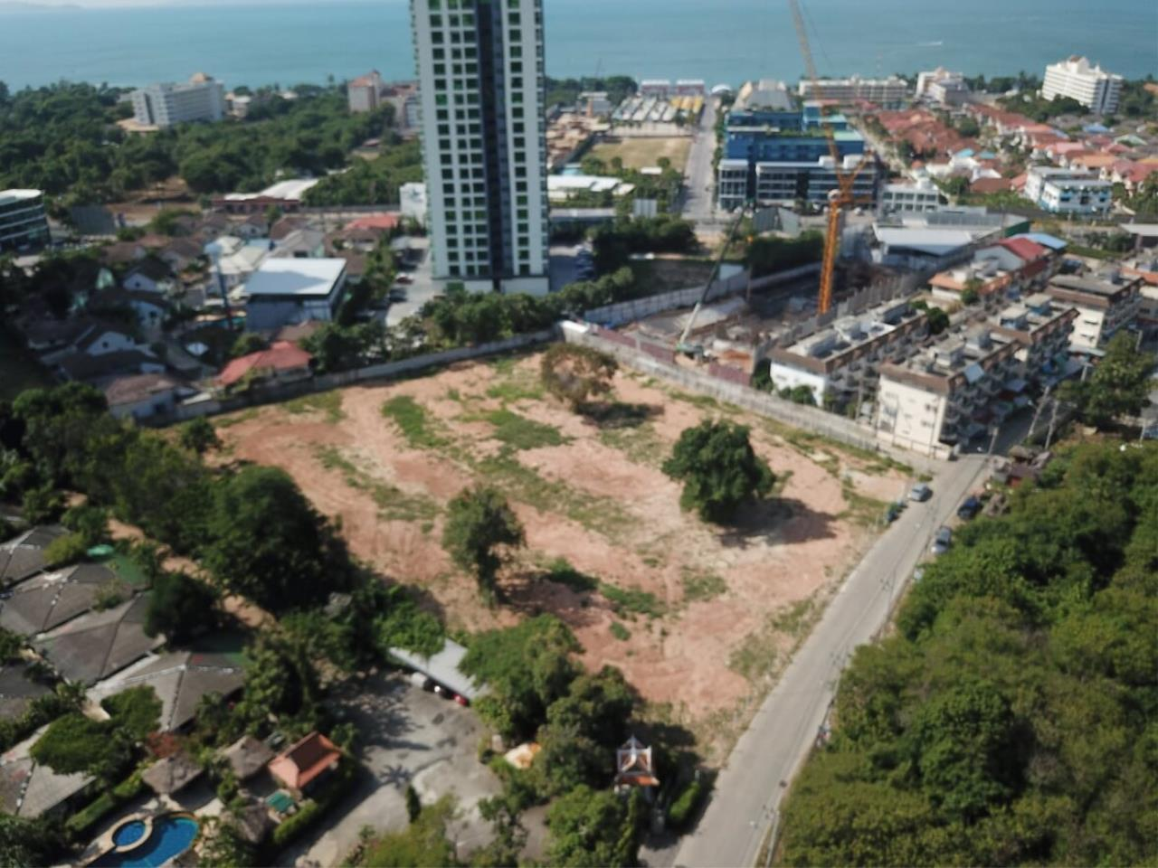 Thaiproperty1 Agency's Great Located 5 Rai Of Land For Sale In Second Road Jomtien    8