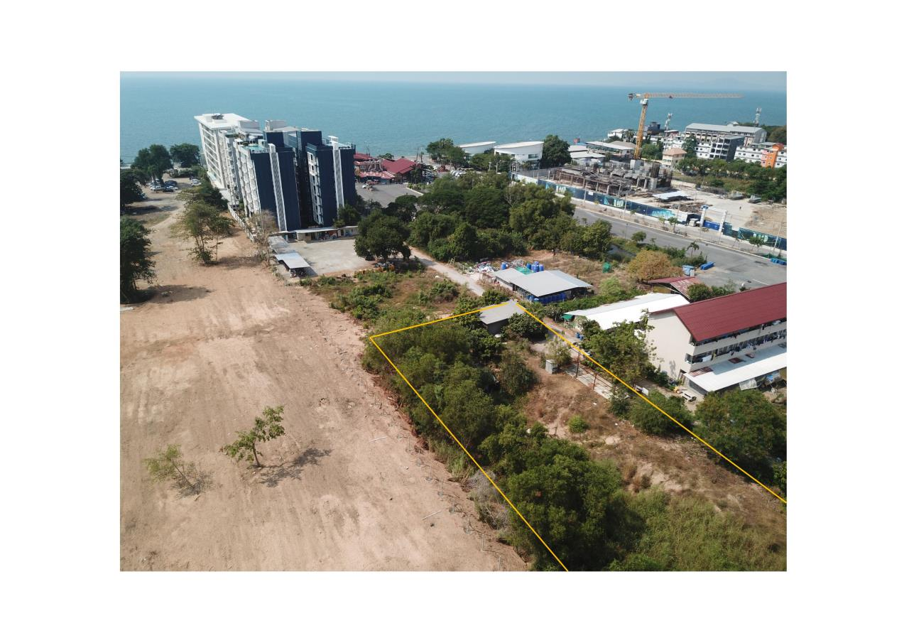 Thaiproperty1 Agency's 2,160 Sq.m Land Behind Pupen Restaurant - Jomtien Beach Road 6