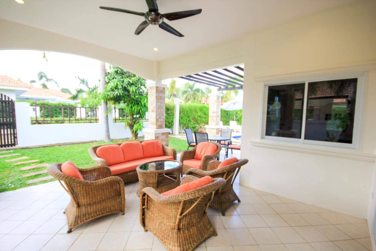 Thaiproperty1 Agency's 3 Bed Pool Villa Set On A Good Size Plot At Orchid Paradise 1 - Hua Hin 7