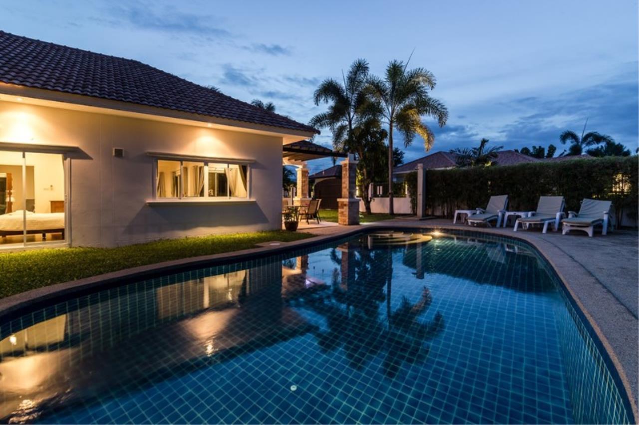 Thaiproperty1 Agency's 3 Bed Pool Villa Set On A Good Size Plot At Orchid Paradise 1 - Hua Hin 21