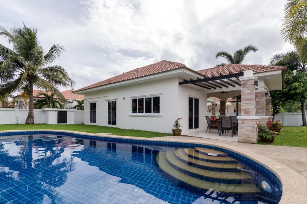 Thaiproperty1 Agency's 3 Bed Pool Villa Set On A Good Size Plot At Orchid Paradise 1 - Hua Hin 26