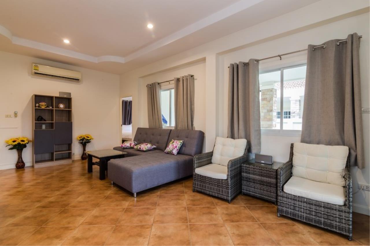 Thaiproperty1 Agency's 3 Bed Pool Villa Set On A Good Size Plot At Orchid Paradise 1 - Hua Hin 8