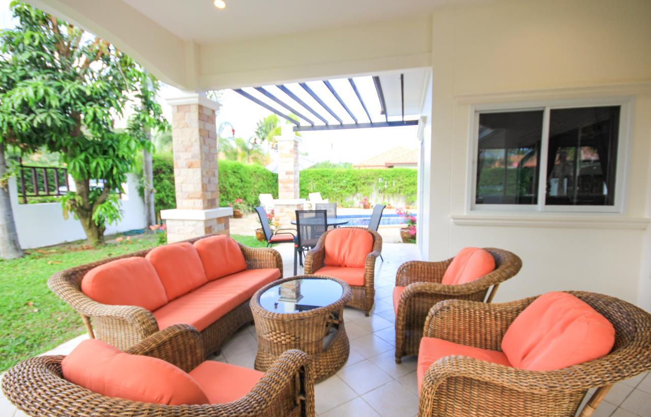Thaiproperty1 Agency's 3 Bed Pool Villa Set On A Good Size Plot At Orchid Paradise 1 - Hua Hin 6