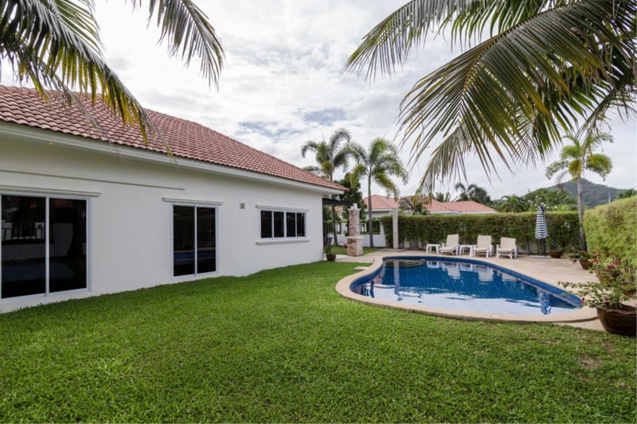 Thaiproperty1 Agency's 3 Bed Pool Villa Set On A Good Size Plot At Orchid Paradise 1 - Hua Hin 24