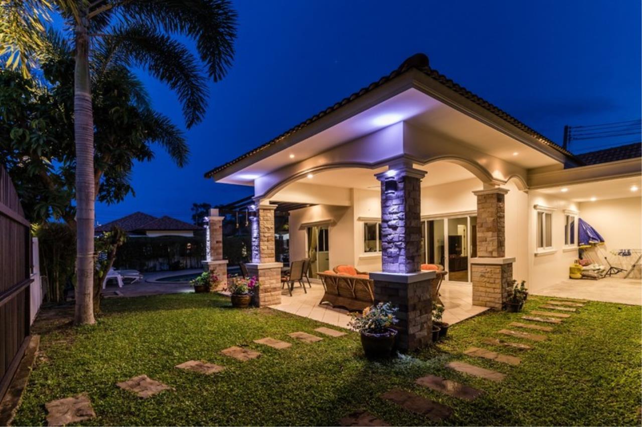 Thaiproperty1 Agency's 3 Bed Pool Villa Set On A Good Size Plot At Orchid Paradise 1 - Hua Hin 22