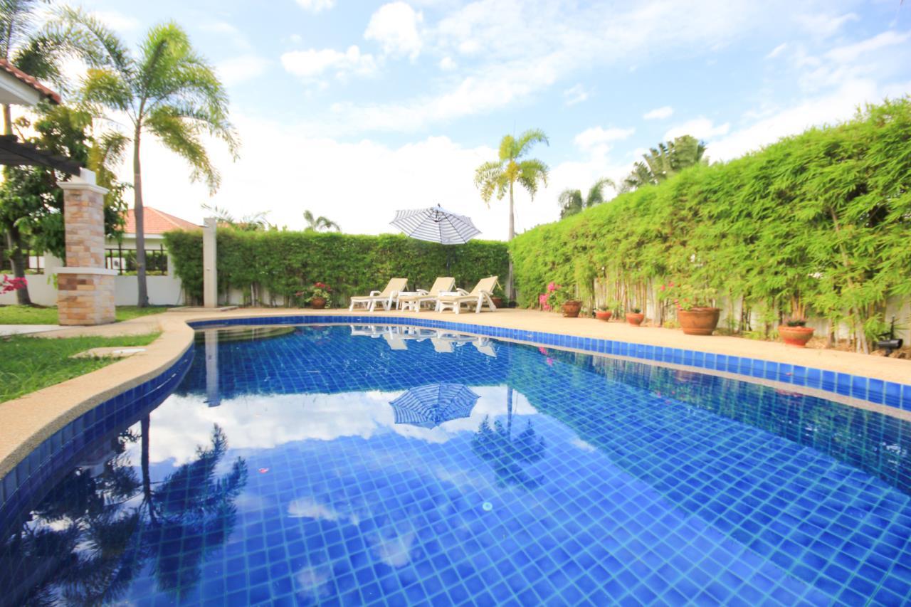 Thaiproperty1 Agency's 3 Bed Pool Villa Set On A Good Size Plot At Orchid Paradise 1 - Hua Hin 2