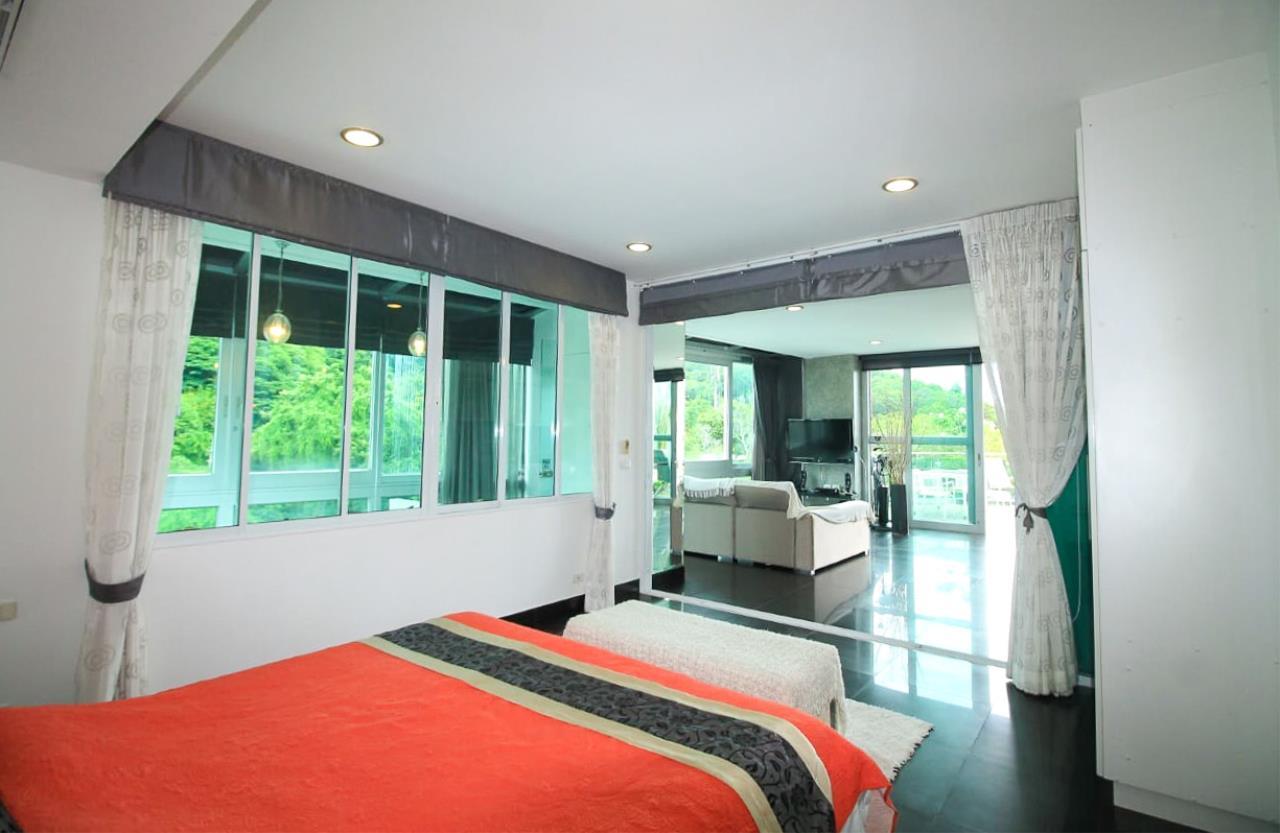 Thaiproperty1 Agency's Sea View - Penthouse Unit At Park Royal 1 - Pratamnak/Pattaya 11