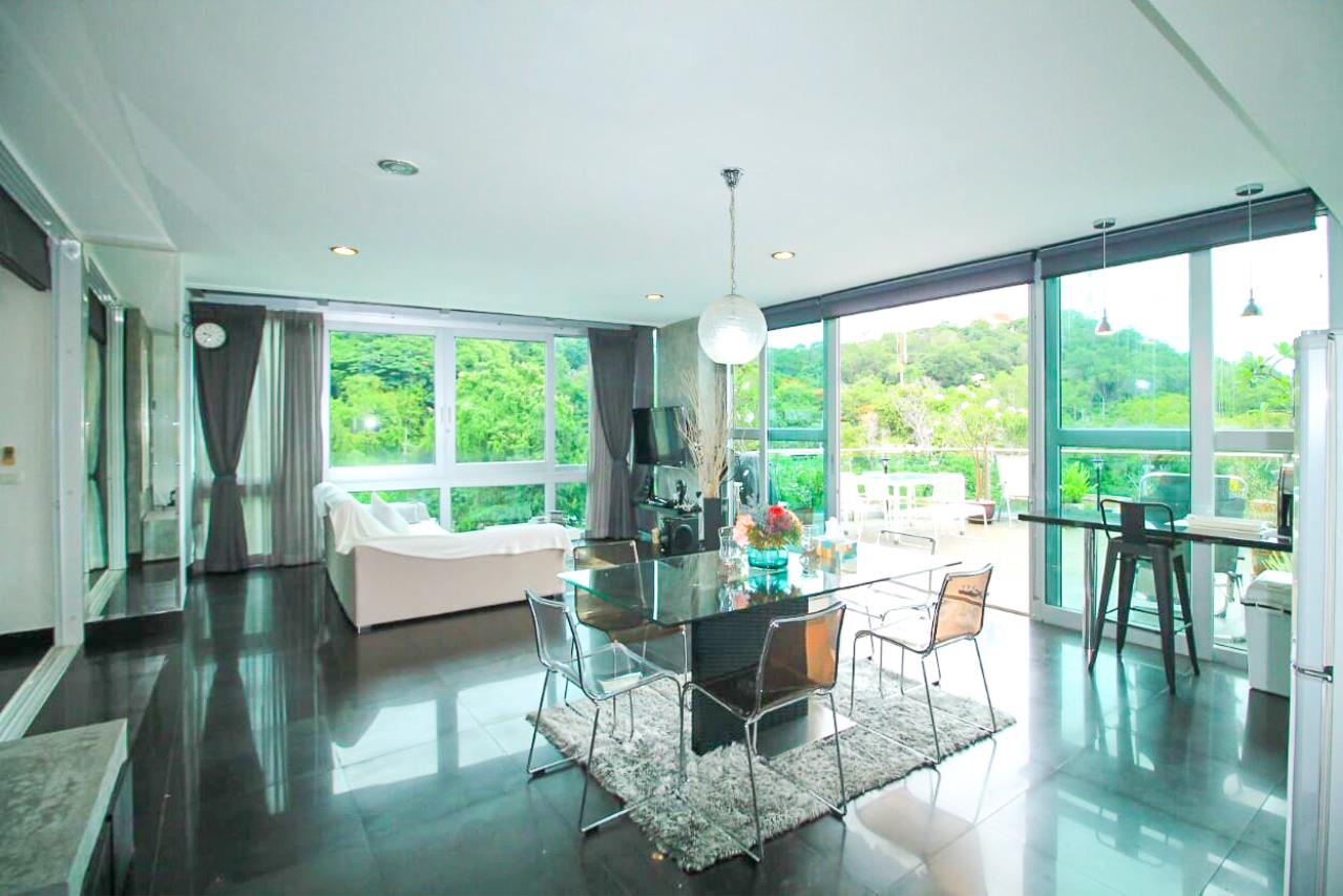 Thaiproperty1 Agency's Sea View - Penthouse Unit At Park Royal 1 - Pratamnak/Pattaya 1