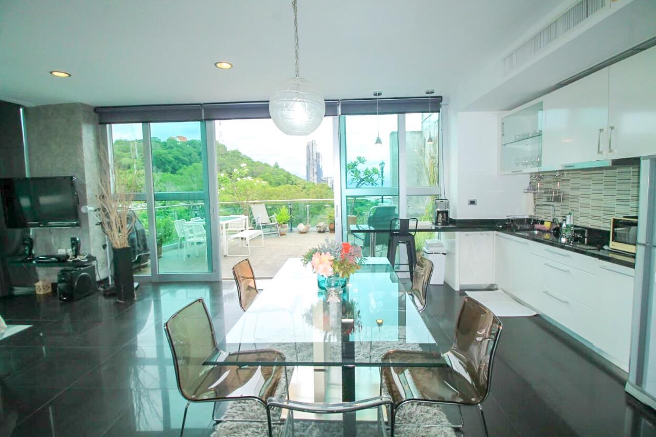 Thaiproperty1 Agency's Sea View - Penthouse Unit At Park Royal 1 - Pratamnak/Pattaya 4
