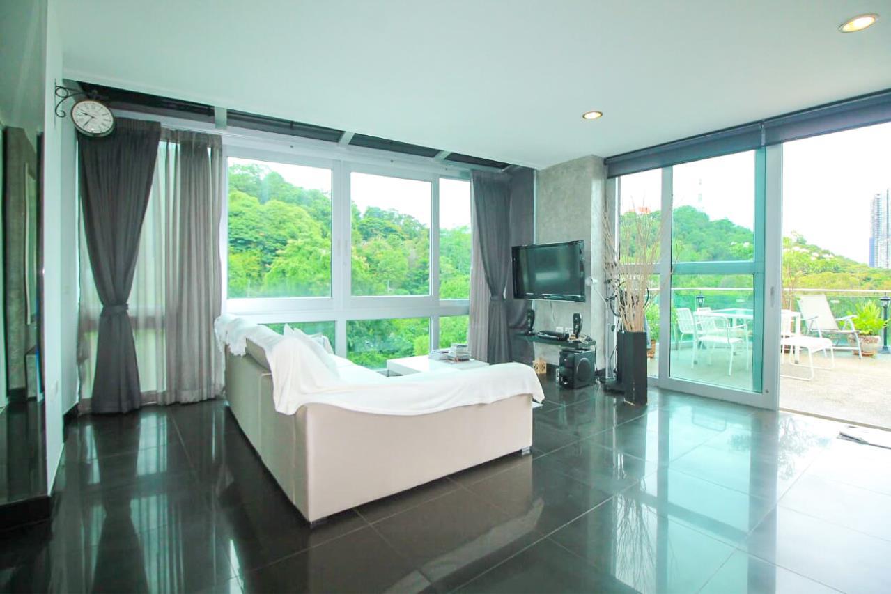 Thaiproperty1 Agency's Sea View - Penthouse Unit At Park Royal 1 - Pratamnak/Pattaya 7