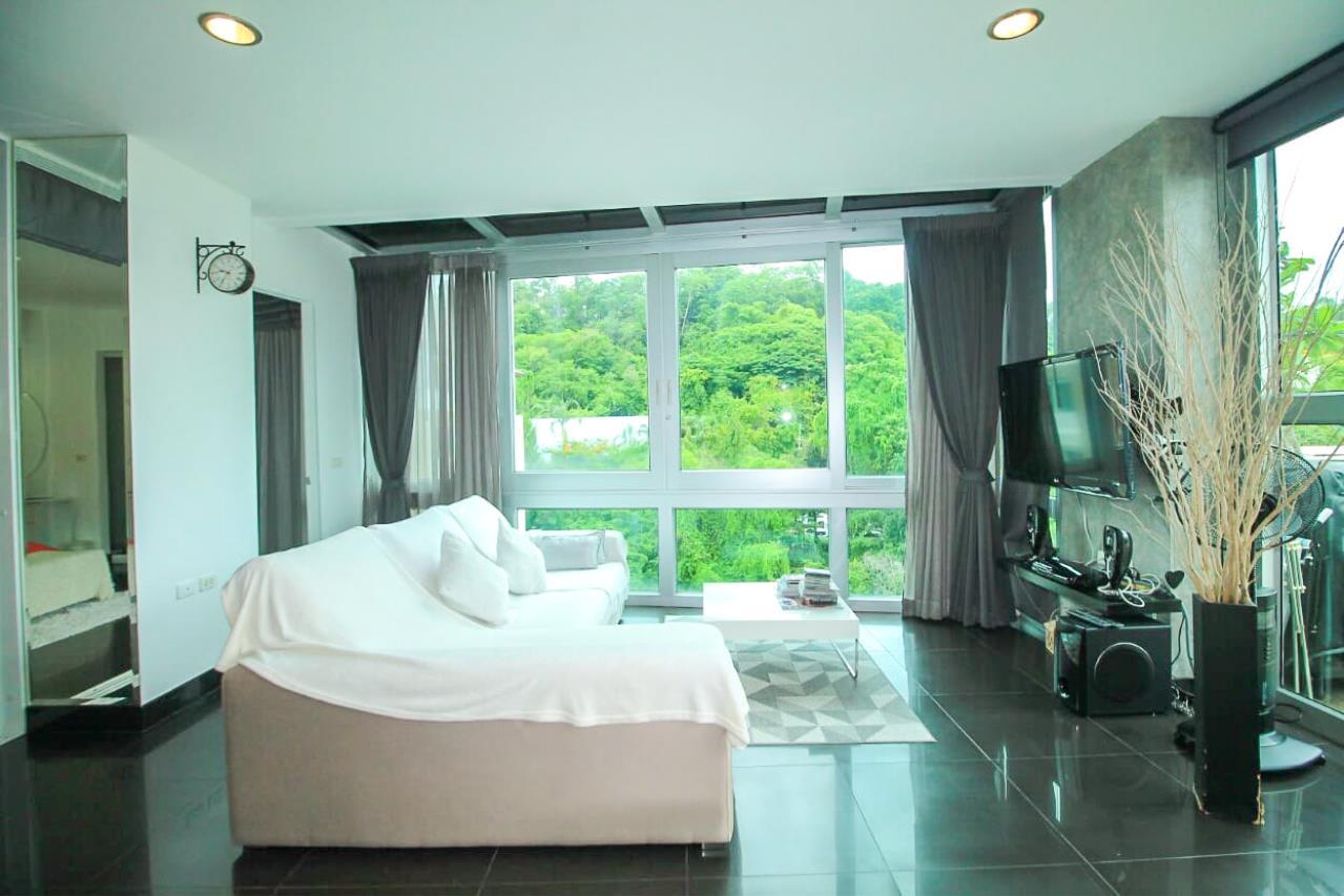 Thaiproperty1 Agency's Sea View - Penthouse Unit At Park Royal 1 - Pratamnak/Pattaya 6
