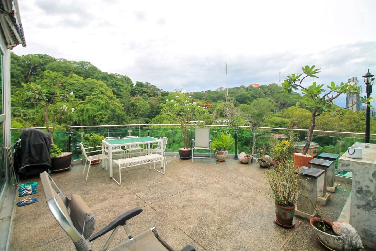 Thaiproperty1 Agency's Sea View - Penthouse Unit At Park Royal 1 - Pratamnak/Pattaya 21