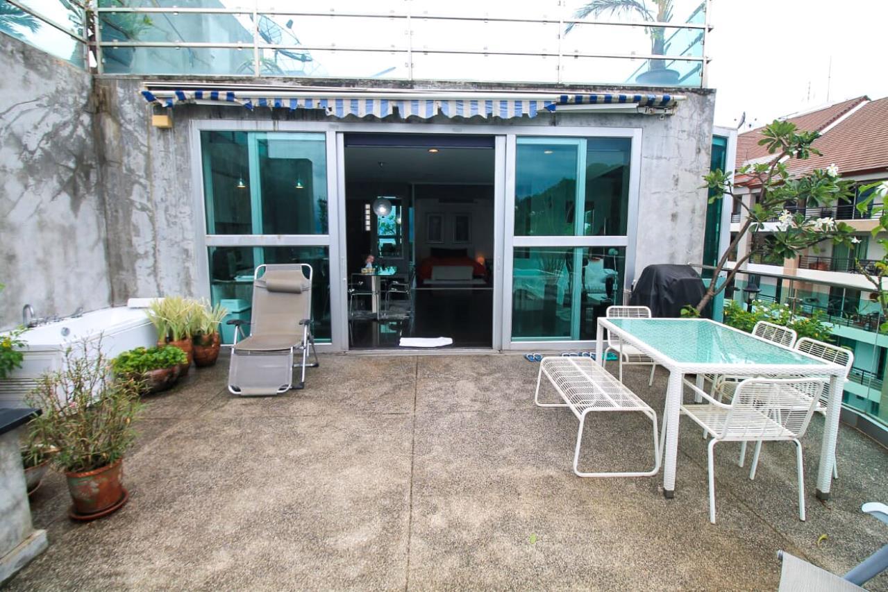 Thaiproperty1 Agency's Sea View - Penthouse Unit At Park Royal 1 - Pratamnak/Pattaya 24