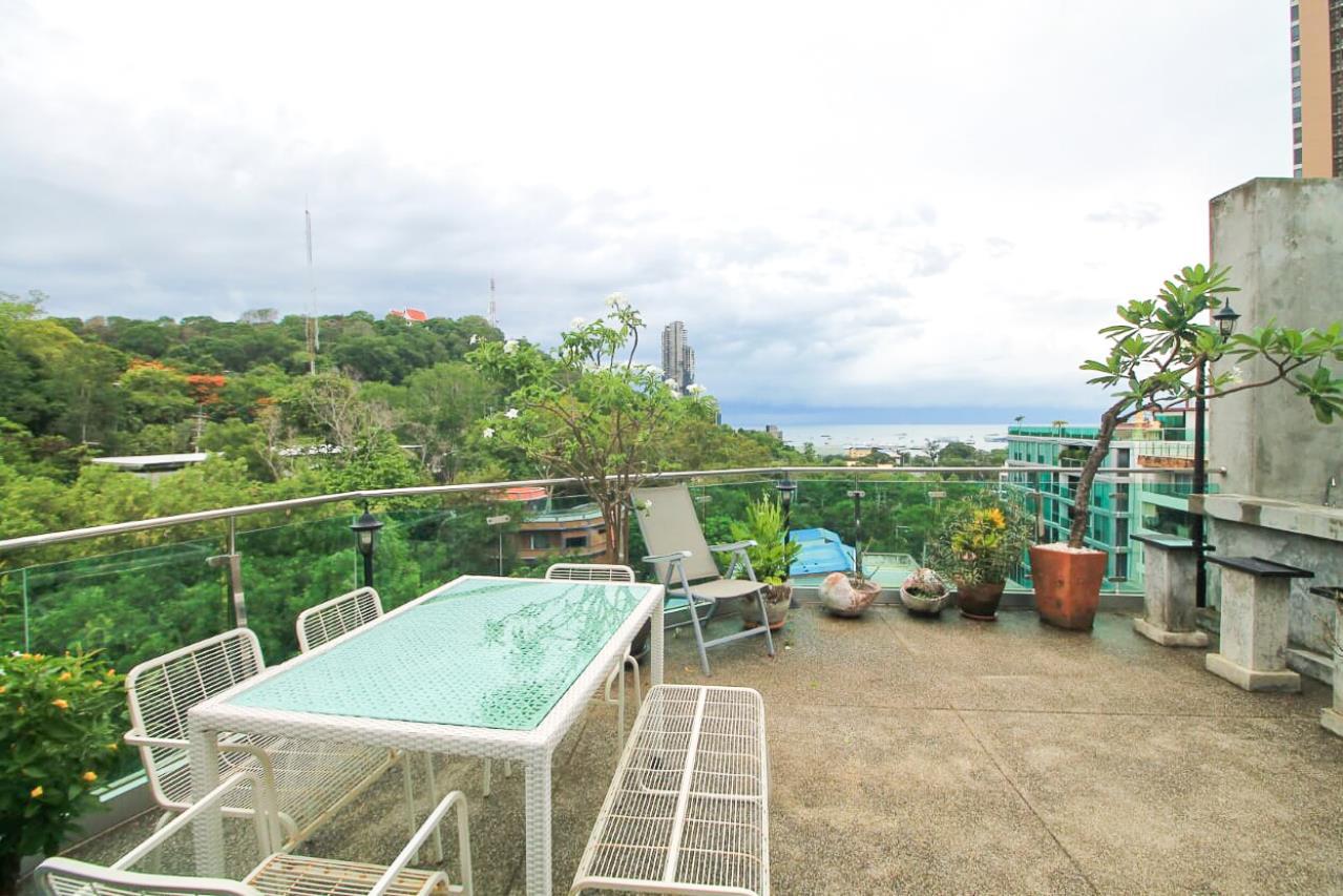 Thaiproperty1 Agency's Sea View - Penthouse Unit At Park Royal 1 - Pratamnak/Pattaya 20