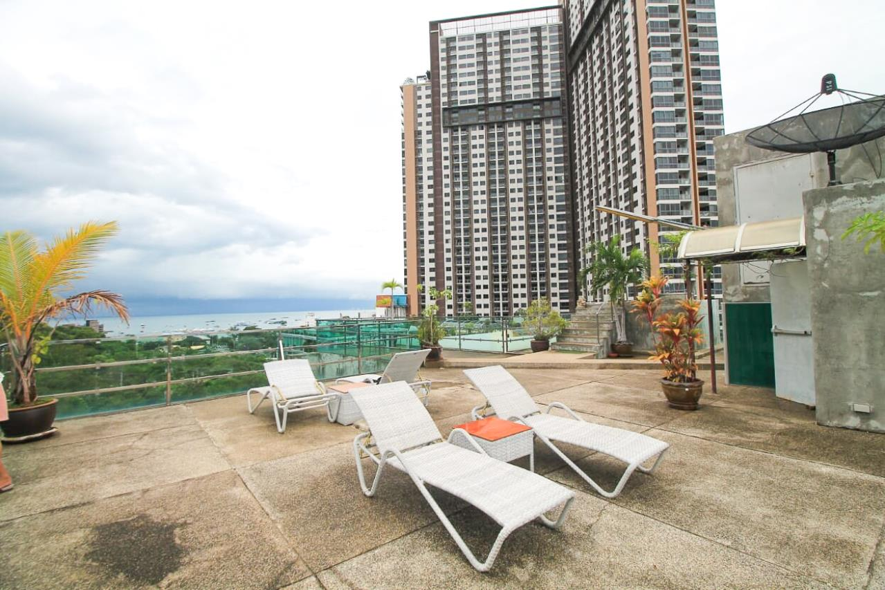 Thaiproperty1 Agency's Sea View - Penthouse Unit At Park Royal 1 - Pratamnak/Pattaya 26