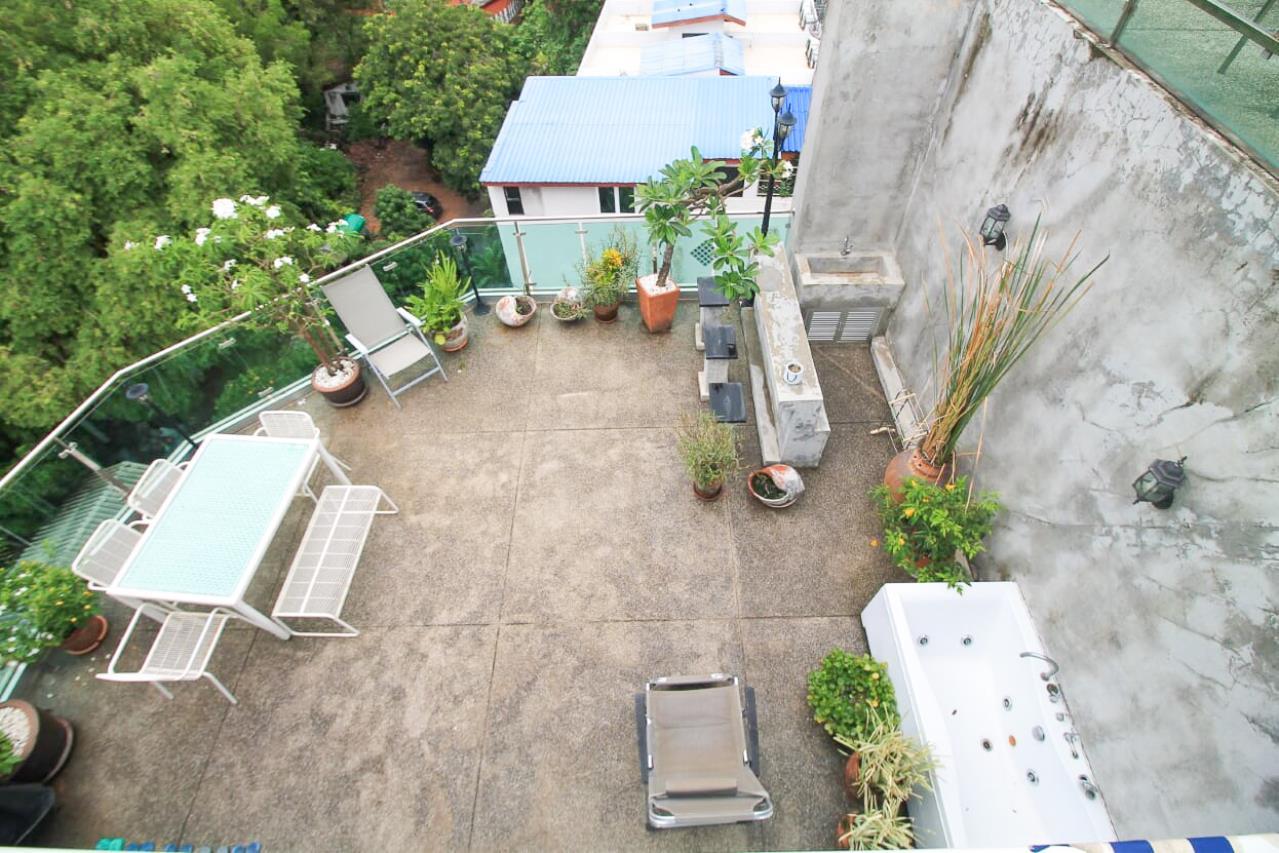 Thaiproperty1 Agency's Sea View - Penthouse Unit At Park Royal 1 - Pratamnak/Pattaya 27