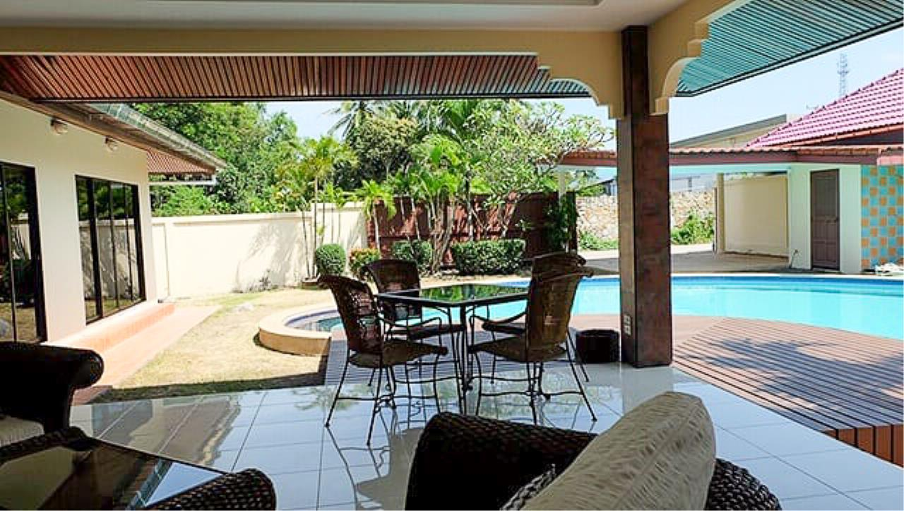 Thaiproperty1 Agency's 3 Bed pool villa for sale at Mabprachan - East Pattaya 3